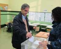 Barreda (PP) no cree que los resultados electorales se puedan extrapolar al Parlamento vasco