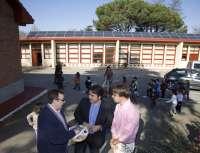 Más de 800 escolares participan en las 14 magostas organizadas por la Escuela de Medio Ambiente