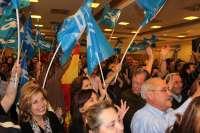 El PP celebrará este martes Comité Ejecutivo Regional para analizar los resultados de la victoria
