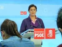 El PSOE extremeño afirma que el PP ha cambiado su