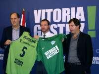 Ayuntamiento de Vitoria presenta un acuerdo para que Alavés y Baskonia apoyen la capitalidad verde europea