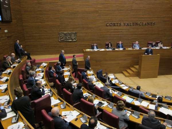 El PP en las Corts rechaza las enmiendas a la totalidad a los Presupuestos la Generalitat para 2012
