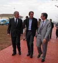 Inaugurado el nuevo parque de Varadero,