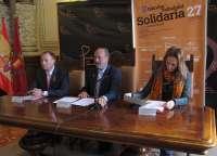 Fundación Sandra Ibarra recaudará fondos para la beca de investigación en leucemia con una marcha benéfica en Valladolid