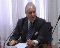 Dívar (CGPJ) lamenta que la Justicia