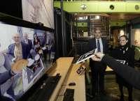 Telefónica presenta a la Junta su modelo de innovación abierta en movilidad, la nube e inteligencia de red