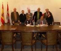 Los colegios de ingenieros de Centro y Canarias, y de Castilla y León y Cantabria, firman un convenio de colaboración