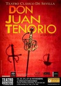 'Don Juan Tenorio' regresa este martes al Teatro Quintero, con María José Castañeda como Doña Inés