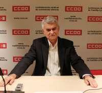Gil (CCOO) confía en que el Gobierno de Rajoy tenga presente a las personas, que