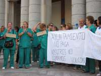 Trabajadores de Volconsa anuncian una huelga a partir del día 2 por