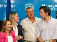 Una quincena de alcaldes, entre ellos Bibiano Serrano, formarán parte del Congreso de la mano del PP