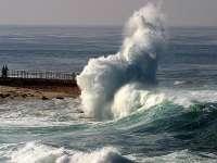 Cantabria estará mañana en alerta amarilla por fuerte oleaje