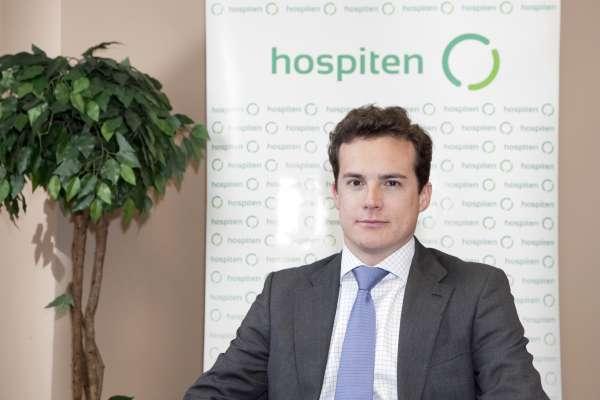 Pedro Luis Cobiella Beauvais, nuevo director general del Grupo Hospitén