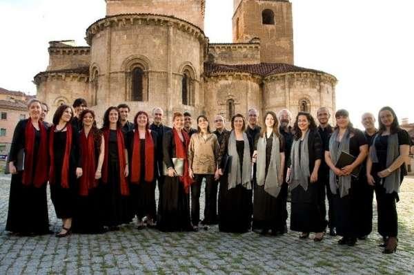 El Coro de la Cámara de Madrid cierra mañana en Segovia el ciclo conmemorativo de la muerte de Tomás Luis de Victoria