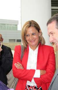 Carmela Silva, elegida secretaria segunda de la Mesa del Congreso