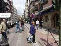A partir del viernes no se podrá aparcar en la calle Carretería de Cuenca