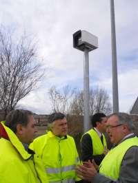 Entra en funcionamiento el nuevo radar fijo instalado en la circunvalación de Toledo