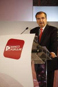 El 90% de los accionistas del Popular apoya ampliar capital por 1.347 millones para comprar Pastor