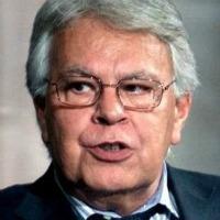 <p>El expresidente del Gobierno Felipe González</p>