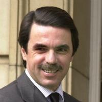 <p>El expresidente José María Aznar.</p>