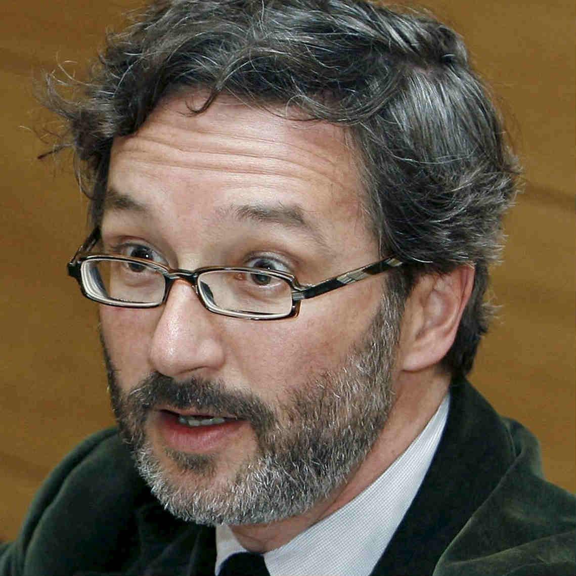 <p>José María Lasalle</p>