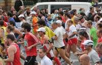 La segunda 'San Silvestre' se celebra en Huesca este sábado