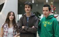 Iñigo Urtiaga, estudiante del IES Iturrama, gana la fase local de la 48ª Olimpiada Matemática