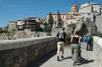 Los turistas extranjeros gastaron en Castilla-La Mancha una media de 103,57 euros al día