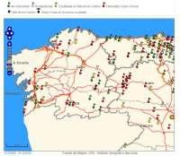 Casi una cuarta parte de las fosas que hay en Galicia siguen sin abrir 36 años después de la muerte de Franco