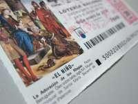 Los asturianos, los que más gastarán en la lotería de 'El Niño', con una media de 29,40 euros por habitante