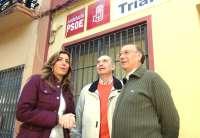 Díaz (PSOE-A) ve una