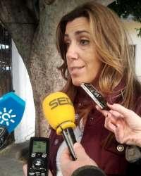Díaz (PSOE-A) afirma que las medidas de ajuste del Gobierno son un