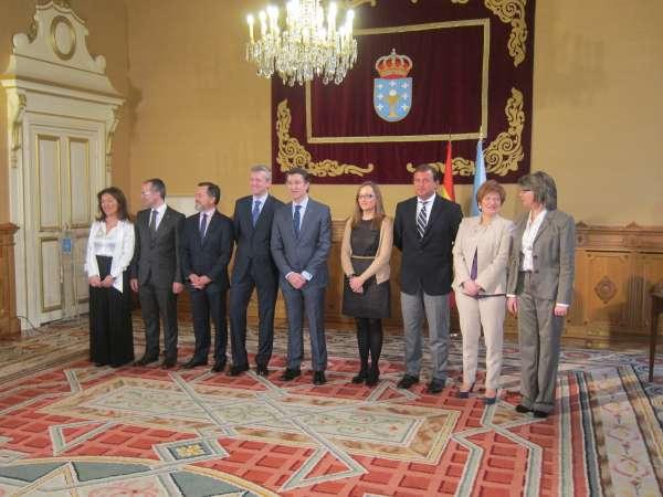Mosquera se compromete con la sanidad como servicio público y Muñoz Fonteriz apuesta por más austeridad y eficacia