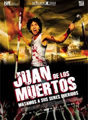 Juan de los muertos - Cartel