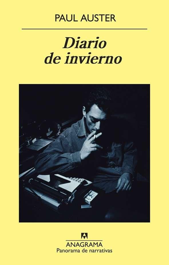 Anagrama publica 'Diario de invierno' de Paul Auster 13 días antes en digital que en papel
