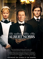 Albert Nobbs - Cartel