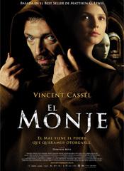 El monje  (2011) - Cartel