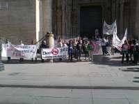 'Opositores contra el decreto 302' continuarán su