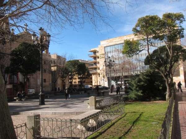 Ayuntamiento de Salamanca renuncia a construir el aparcamiento de la Plaza de los Bandos por las presiones de la UNESCO