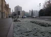 Protección Civil avisa de un descenso pronunciado de las temperaturas mínimas en toda la Comunidad