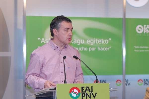 Urkullu teme que López se dedique todavía más al PSOE que al Gobierno vasco de lo que ya lo hace