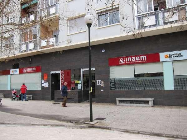 El paro sube en 3.771 personas en enero en Aragón, un 3,70 por ciento más respecto al mes anterior