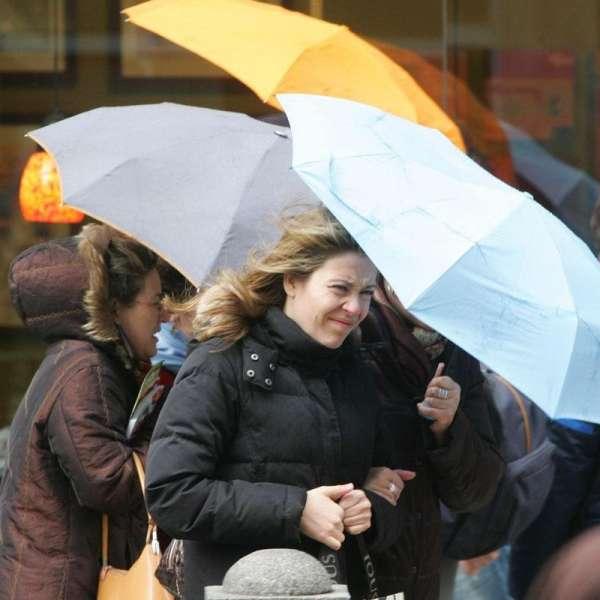 Canarias estará este viernes en riesgo amarillos por fuertes vientos que llegarán a 70 km/h