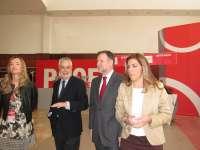 Griñán respeta el pronunciamiento de secretarios provinciales ante lo que siempre ha mantenido