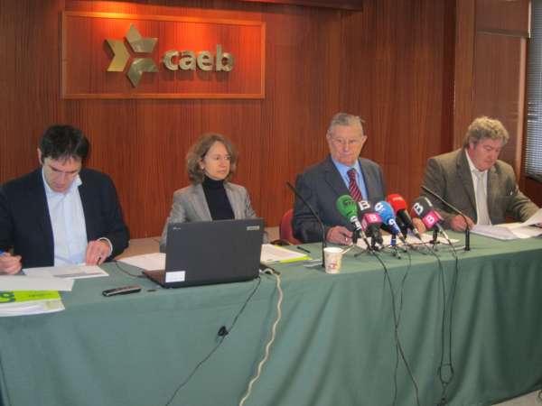 La CAEB prevé que el PIB de 2012 aumentará en Baleares en contra de los previsto para el resto de España