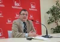IU responsabiliza de la escalada del desempleo a los ajustes del PP y de FORO