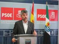 El PSOE extremeño exige a Monago que