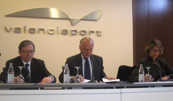 El puerto de Valencia cobrará entre 738 y 1.752 euros por la apertura y cierre del puente móvil