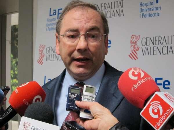 Rosado afirma que si el Consell se desvía del gasto farmacéutico presupuestado necesitará ayuda financiera