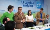 NNGG elaborará una propuesta con medidas concretas para el Plan de Empleo Joven anunciado por Rajoy